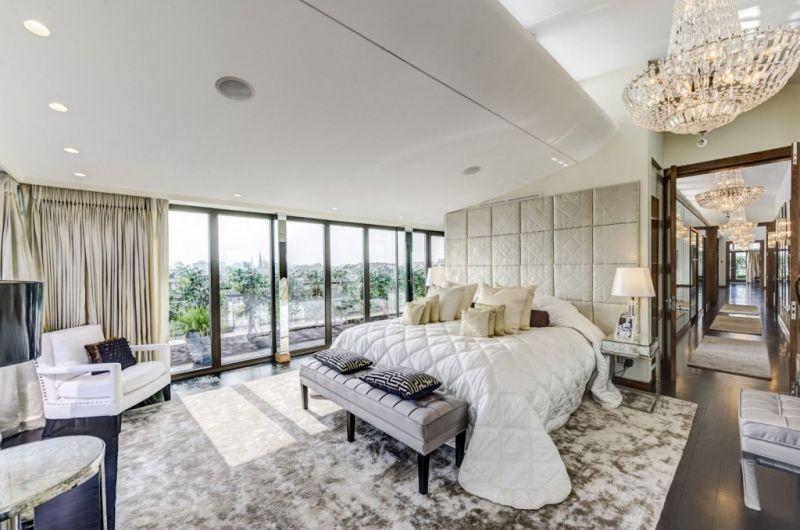 Dormitorios dorados dormitorio clsico hotel dorado for Cama elastica carrefour