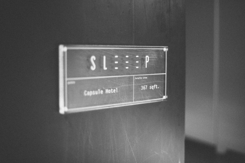 Hoteles cápsula: espacios para el descanso