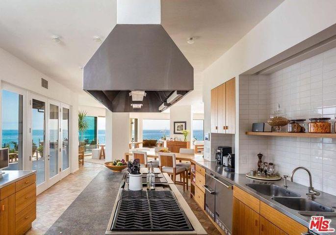 Cindy Crawford vende su mansión de Malibú