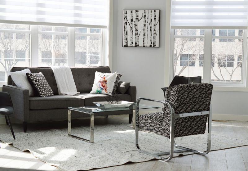 Los mejores ejemplos de la decoración en blanco y negro - yaencontre