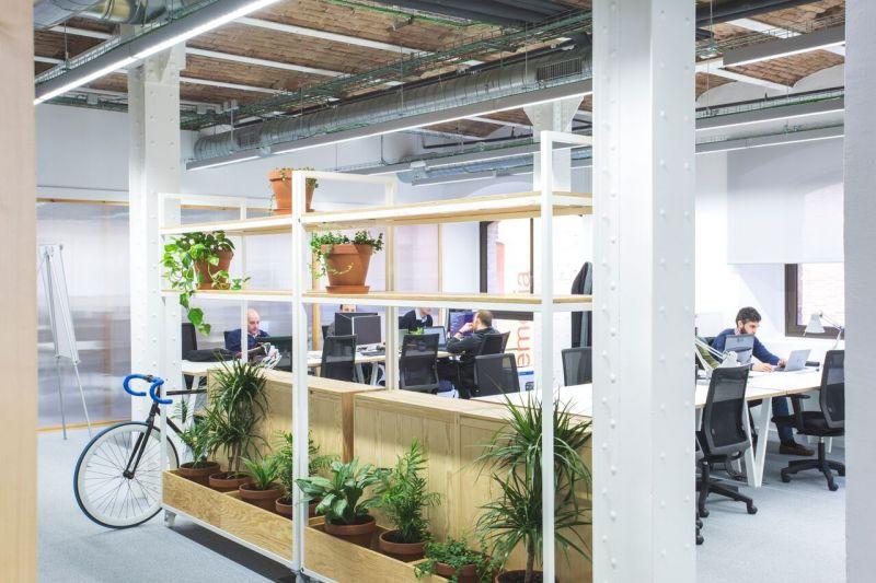La neuroarquitectura es clave para la eficiencia en la for Ups oficinas barcelona