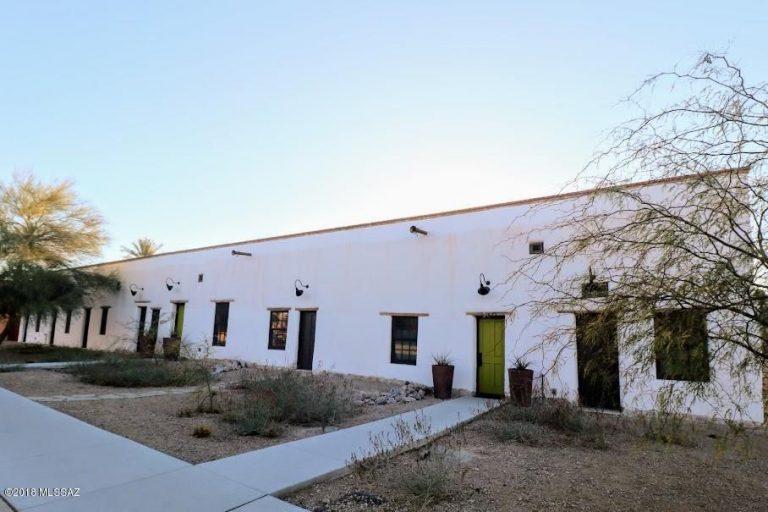 Nueva casa de Diane Keaton en Tucson