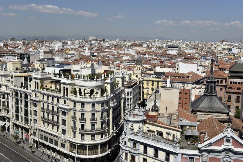 Pisos en venta en Madrid