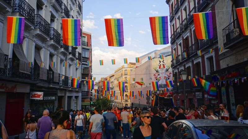 Barrios gays ciudades mundo