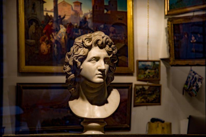 El encanto de las antigüedades en casa