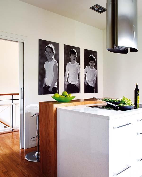 Ideas Para Decorar Tu Casa Con Fotografias Yaencontre - Decorar-marco-fotos