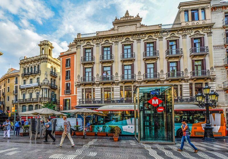 Pisos en Barcelona baratos y caros