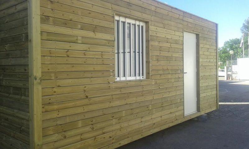 Contenedores mar timos transformados las casas m viles del siglo xxi yaencontre - Vivir en un contenedor ...