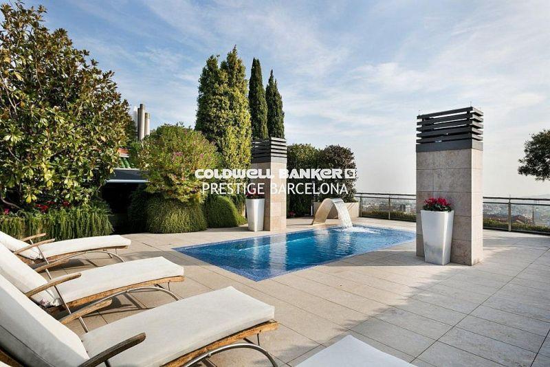 Los pisos en venta con las mejores terrazas de barcelona - Atico terraza barcelona ...