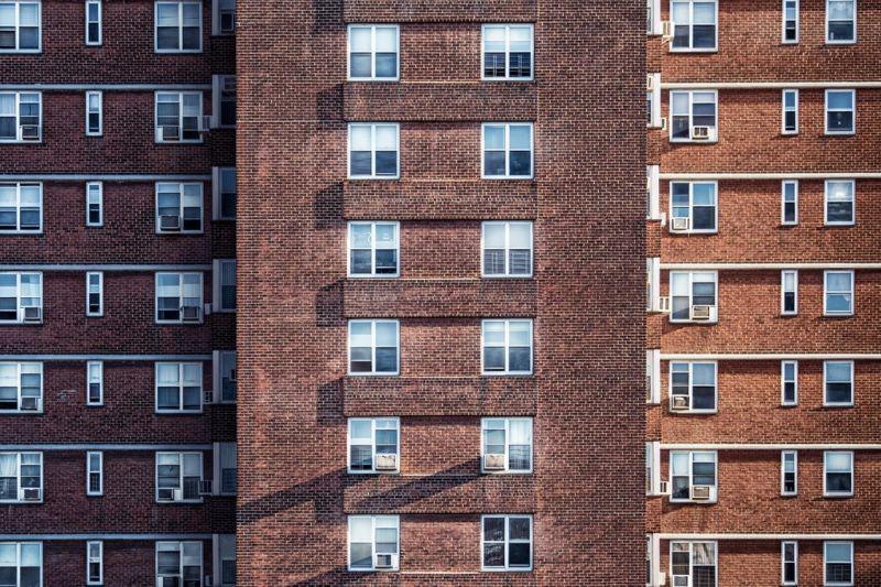 vivienda de reposición