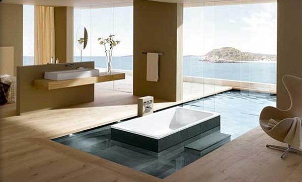 Baños Minimalistas De Lujo:Baños de lujo de tipo barroco