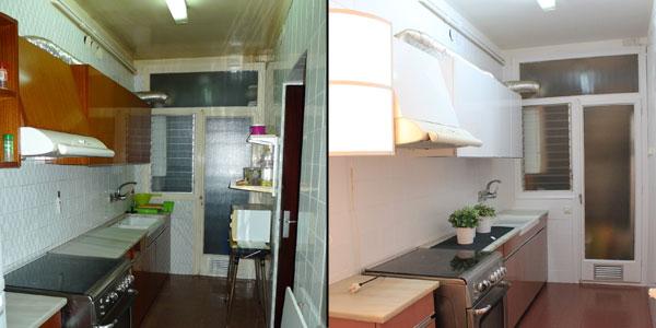 C mo renovar cocinas y ba os a bajo coste para vender y for Cocinas low cost perillo