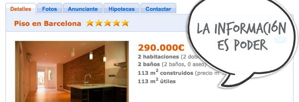 C mo vender un piso a trav s de internet parte i - Como vender un piso rapidamente ...